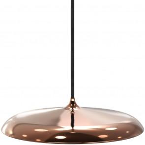 Artist 25, Ø 25 cm, LED, kupferfarben, warmweiß