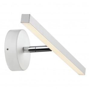 IP S13 Länge 40,3 cm weiß 1-flammig rechteckig