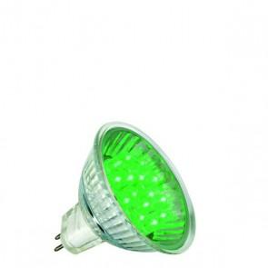 GU5.3 1W 24°, grün