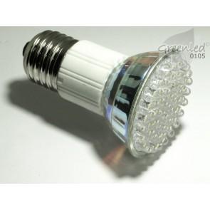 LED E27, 3,7 W, 230 lm, 6400 K