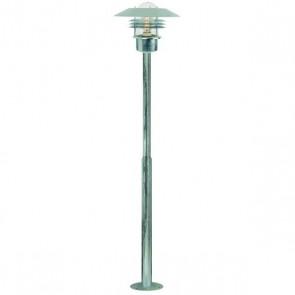 Vejers, Höhe 125 - 215 cm, IP54, galvanisiert, metallisch
