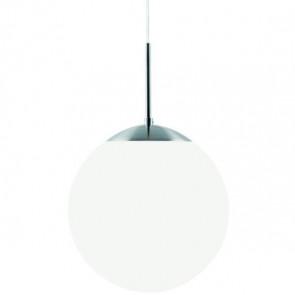 Cafe 30 Ø 30 cm weiß 1-flammig kugelförmig
