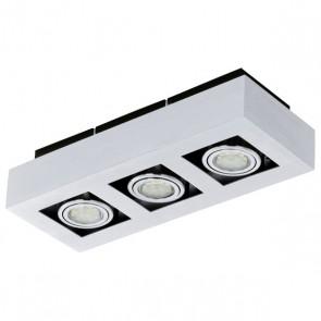 Loke 1, LED, 3-flammig, schwenkbar, Aluminium