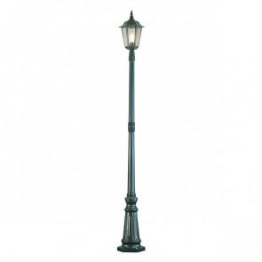 Firenze Höhe 210 cm grün 1-flammig eckig