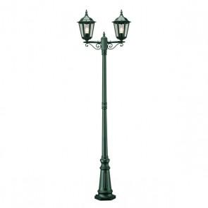 Firenze, 2-flammig, Höhe 220 cm, grün