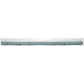 Aqua-Promo 1/120 Länge 127,2 cm grau 1-flammig rechteckig