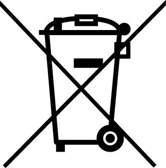 Utylizacja zużytego sprzętu elektrycznego i elektronicznego